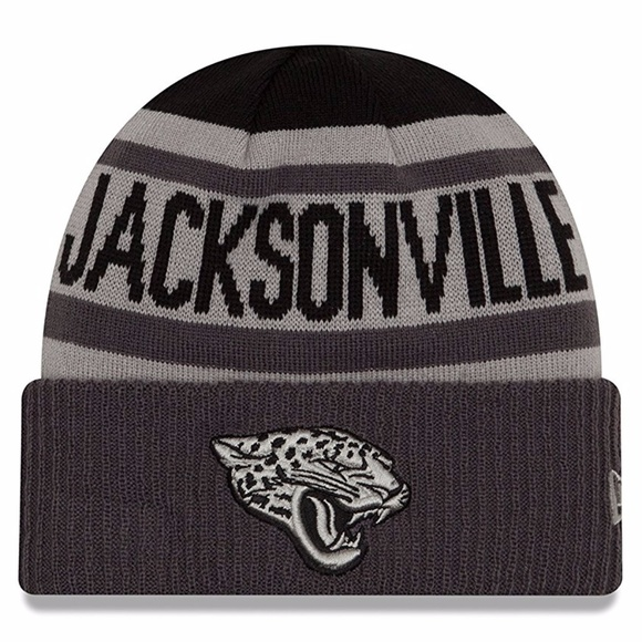 719832caf Jacksonville Jaguars Biggest Fan 2.0 Knit Beanie
