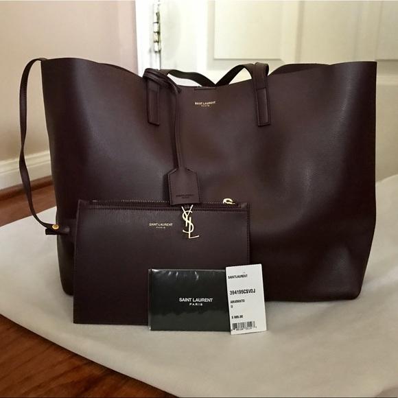 134aa619665 Yves Saint Laurent Bags | Ysl Shopper Tote | Poshmark