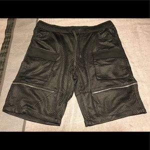Other - NWT 🔥 Men's Black Belcher Shorts