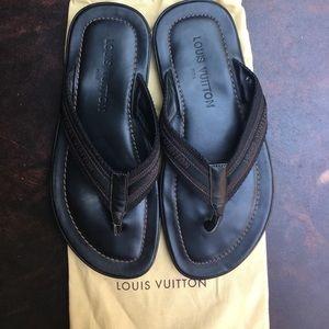 2e79dec63ecbb Louis Vuitton Sandals   Flip-Flops for Men