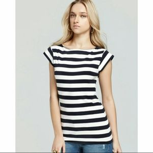 French Connection Boatneck shirt