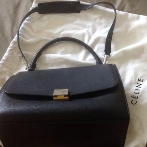 Celine Bags - Celine trapeze New! Perfect condition