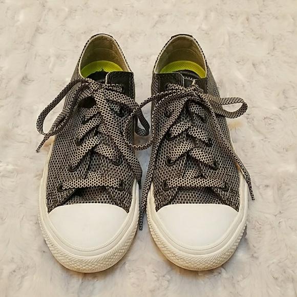 4ff05a2c284e Converse Other - Chuck Taylor 4 KIDS Converse black  white