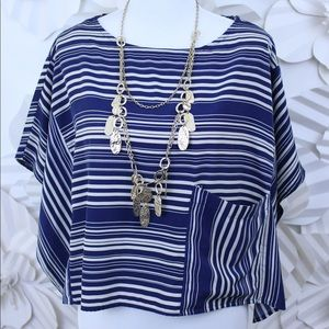 Tops - 🔥🔥🔥Lush stripped Tunic