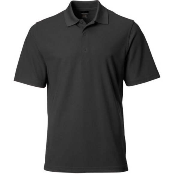 Greg Norman Shirts - Greg Norman Play Dry PlayDry Signature Series Polo