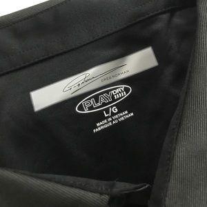 Greg Norman Shirts - Greg Norman Play Dry PlayDry Signature Series Polo