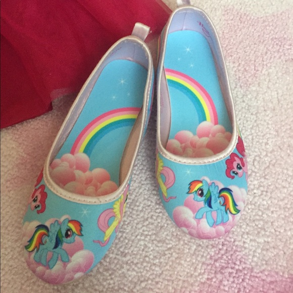 h\u0026m my little pony shoes