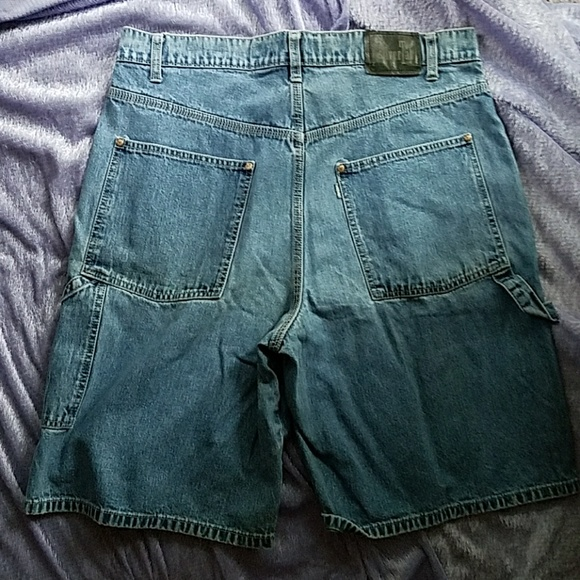 d318c3ab Levi's Shorts | Levis Silver Tab Carpenter Denim 36 | Poshmark