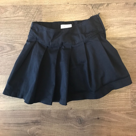 Childrens Place Bottoms Pleated Navy Scor School Uniform 4 For 10
