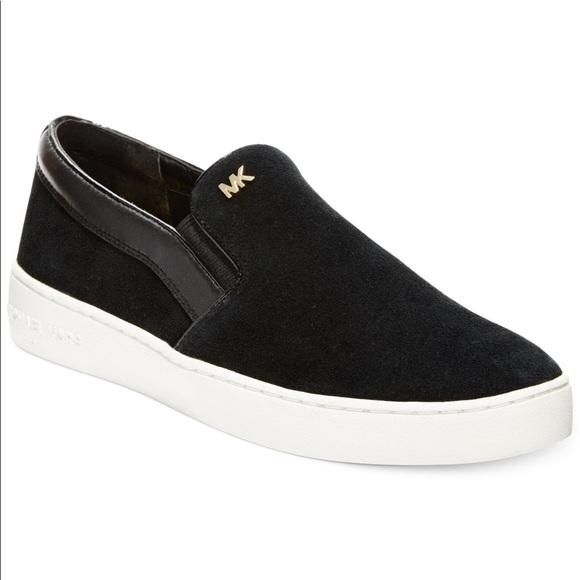 Michael Kors Shoes | Mk Keaton Slip Ons