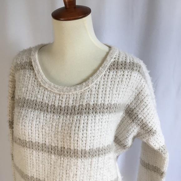 Madewell Sweaters - Madewell Fringe edge sweater