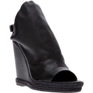 Balenciaga Glove Wedge Sandal