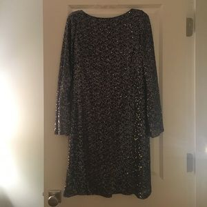 Sequein Ralph Lauren dress size 8