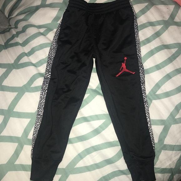 fbd05257a8dd5d nike air jordan gap lot of 3 sweatpants joggers fleece pants boys size l