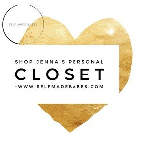 Hi lovely self made babes! Shop my personal closet