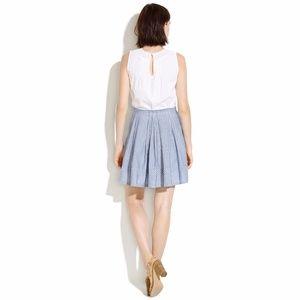 Madewell Skirts - Madewell Pleated Shirt