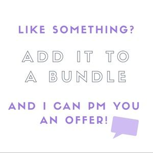 Other - Add it to a bundle!