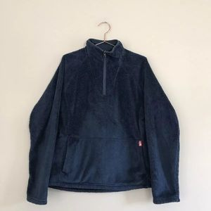 The North Face MossBud Fleece Pullover Jacket