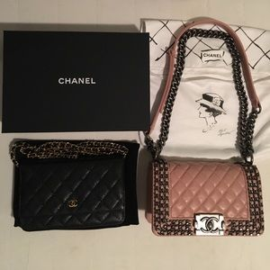 In love with Chanel