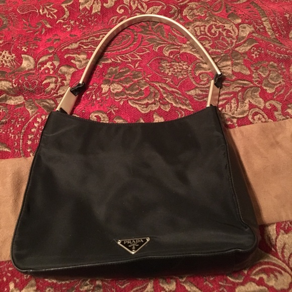 8209dd2bbac Prada Bags   Old Authentic Bag Made In Italy No Dust Bag   Poshmark