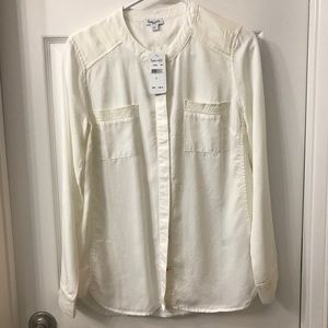 Splendid Cobblestone Shirt (Made in USA, NWT)