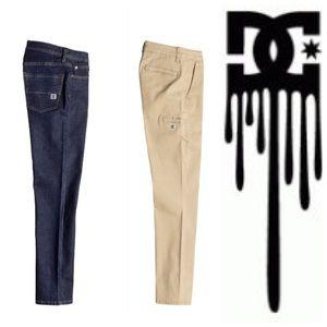 🆕 DC 2 Pants Slim Fit Bundle