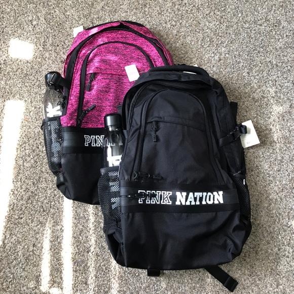 37a89f1f28c Victoria Secret PINK NATION backpack NWT