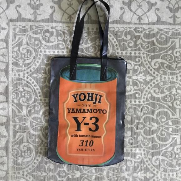 c0f38b0d522 Y-3 Bags   Final Price Y3 Soup Can Tote Bag   Poshmark