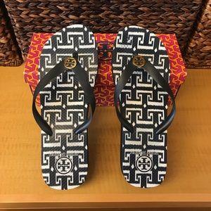 Tory Plastic Sandals