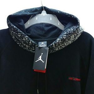 AIR JORDAN MEN'S HOODIE JACKET