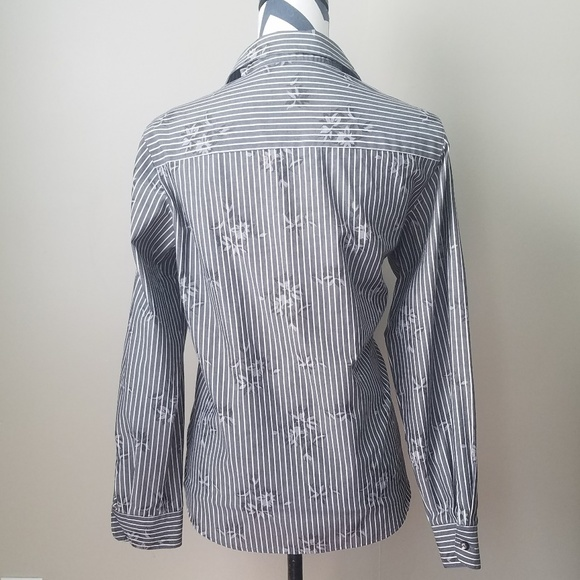 62 off foxcroft tops foxcroft wrinkle free button down for Wrinkle free button down shirts