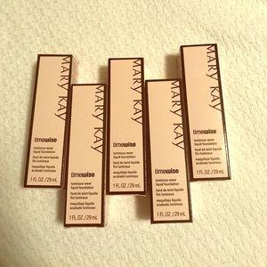 Mary Kay luminous wear foundation!
