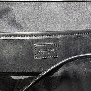 6b68a67cd5e Versace Bags   Signature Lock Leather Handbag   Poshmark