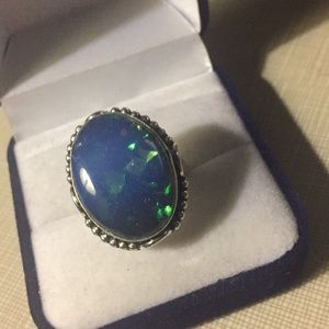 opal christian singles The peruvian opal, also known as blue opal, tends toward rose, blue and pale green pure opal is colorless while black opal is quite rare and valuable andean designers sandra and lily incorporate the gem into serpentine jewelry or pair it with natural chrysocolla.
