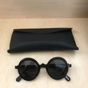 Elizabeth and James Circle Sunglasses