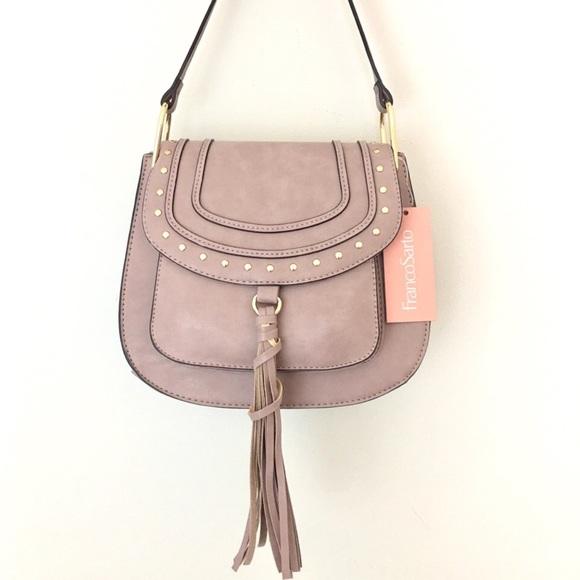 02af161d3e Franco Sarto Bags | Nwt Saddle Bag | Poshmark