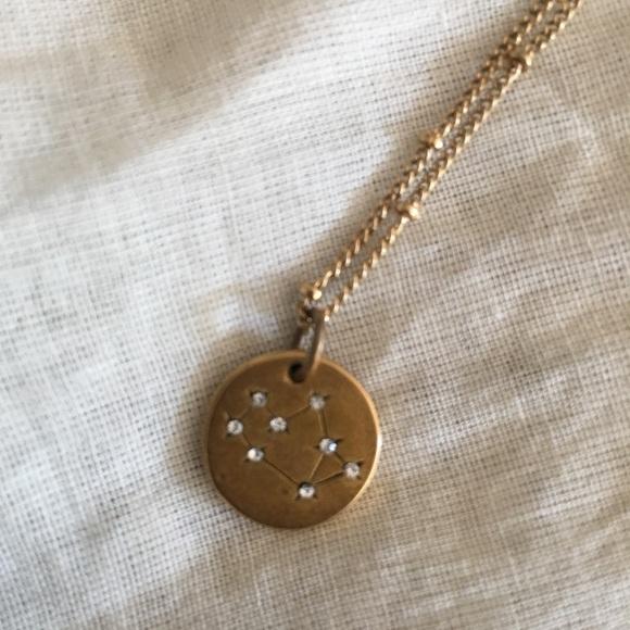 Sequin Sagittarius Constellation necklace - 🔥