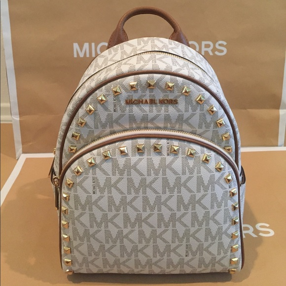 4d2cad2211bc Michael Kors Bags | Abbey Medium Backpack | Poshmark