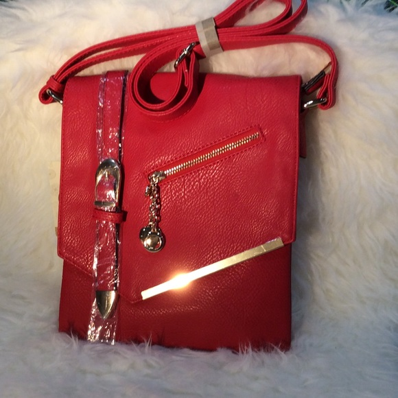 Handbags - Purse Red New satchel style