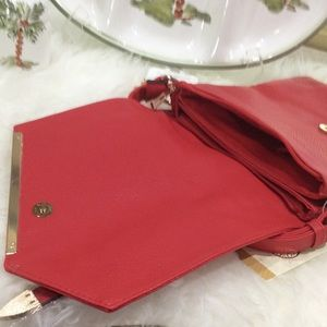 Bags - Purse Red New satchel style