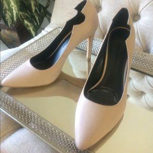 New❤️ rebecca minkoff heels pumps leather