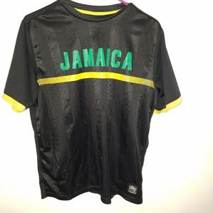 5dce2d1118b Umbro Shirts - Jamaica Umbro Football Soccer Jersey Kit