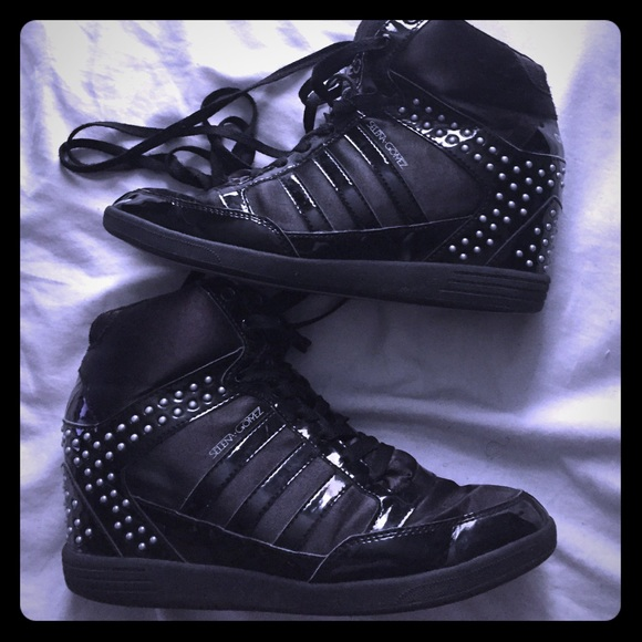 cheap sale free delivery sells Adidas NEO Selena Gomez SG Sneaker Black Wedge 10