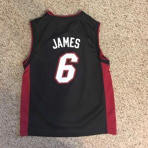 wholesale dealer d86de c9532 Kids LeBron James Jersey