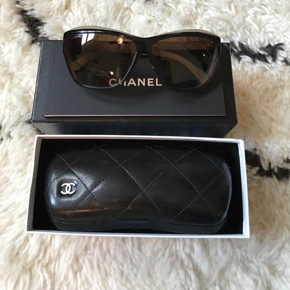 c8212e4e12bd7 CHANEL Accessories - Chanel 5153 Sunglasses
