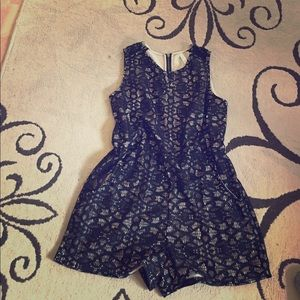 Other - Crochet lace romper