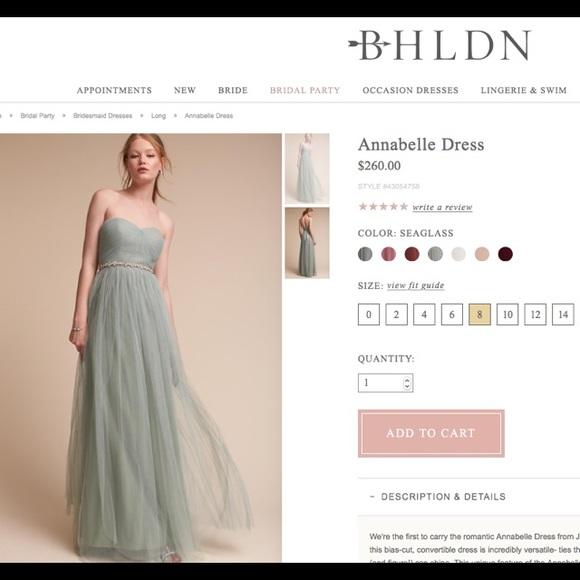 Dresses | Selling My Beautiful Bridesmaid Dress | Poshmark