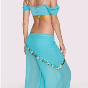 delicious Pants - Sexy Genie Costume