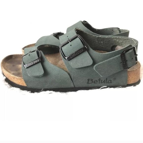 c481ce7df9c Birkenstock Shoes - Birkenstock Betula Milano Slingback Sandals