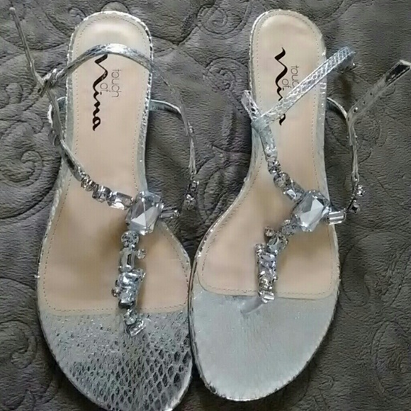 1813e86722f1 NWOB Beach wedding sandals 7.5. M 5984e1623c6f9f5ff903d4c9